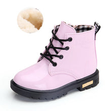 Load image into Gallery viewer, Unisex Leather Children Boots