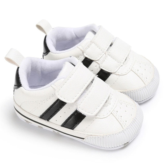 Boys Girls Sneakers Casual Leather Shoes