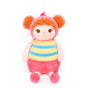 Backpack Cartoon Doll