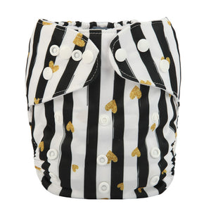 Washable Baby Pocket Cloth Diaper