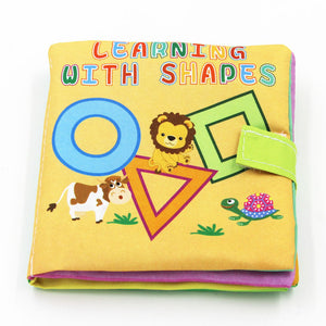 Soft Cloth Books Infant Educational Toy
