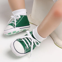 Load image into Gallery viewer, Soft Sole Anti slip Baby Shoes