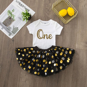Cutest Baby Girl Birthday Party Tutu Outfits