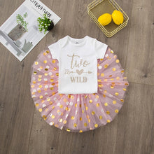 Load image into Gallery viewer, Cutest Baby Girl Birthday Party Tutu Outfits