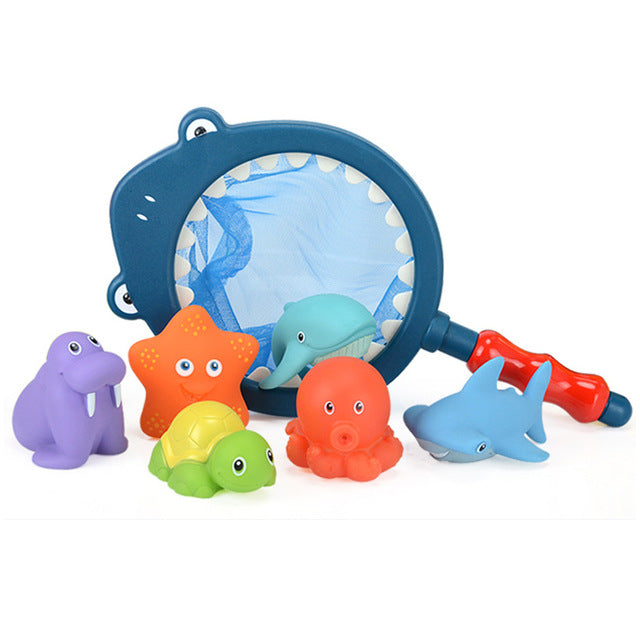 Baby Fishing Swimming Pool Bath Toys