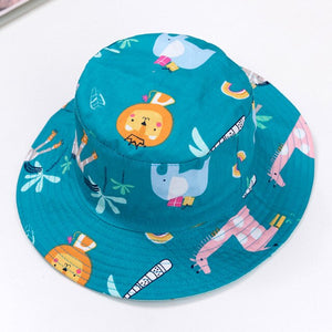 Kids Panama Hat