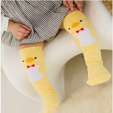 Load image into Gallery viewer, Cartoon Pattern Cute Soft Baby Socks
