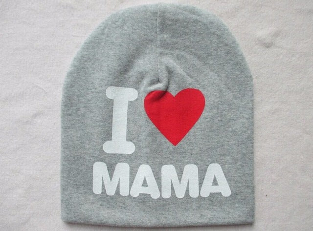 Knitted Warm Baby Beanie