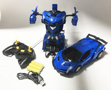 Load image into Gallery viewer, RC Robot Car Toy