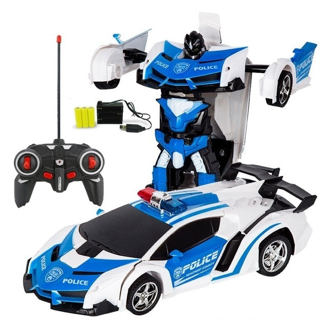 RC Robot Car Toy