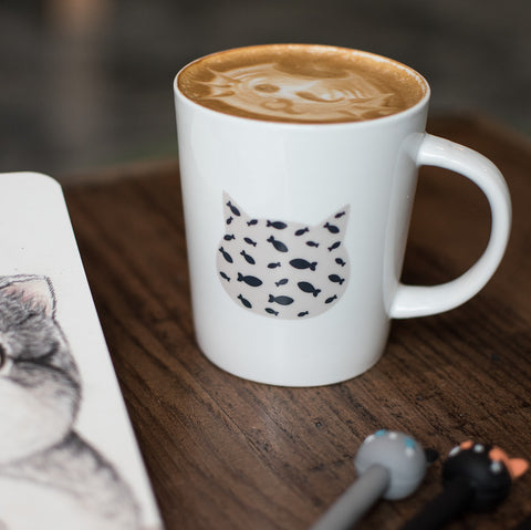 Magic Cat Mug - Meowtropolitan Trading