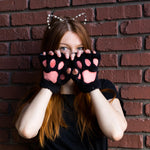 Cat Paw Mittens - Meowtropolitan Trading
