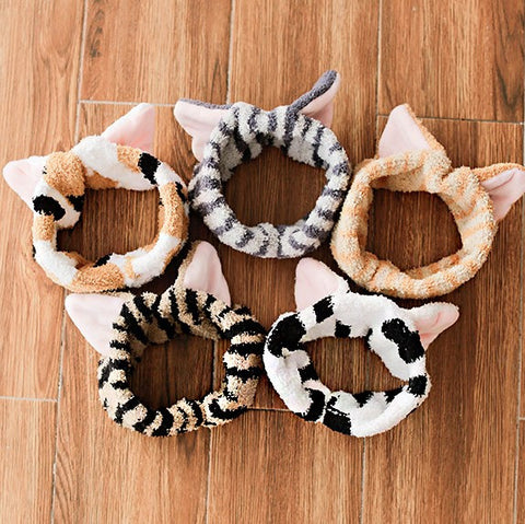 Cat Ears Headband - Meowtropolitan Trading