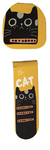 Magnetic Cat Bookmark - Meowtropolitan Trading