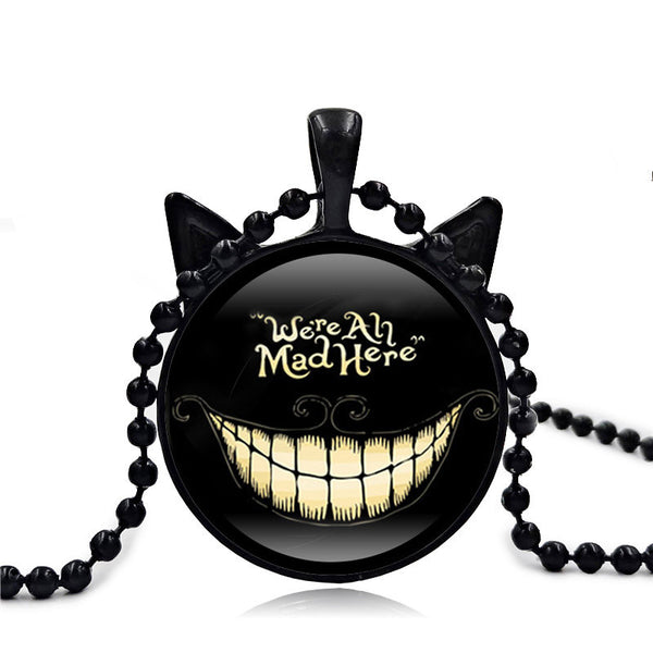 Cheshire Cat Necklace - LivePurrfect