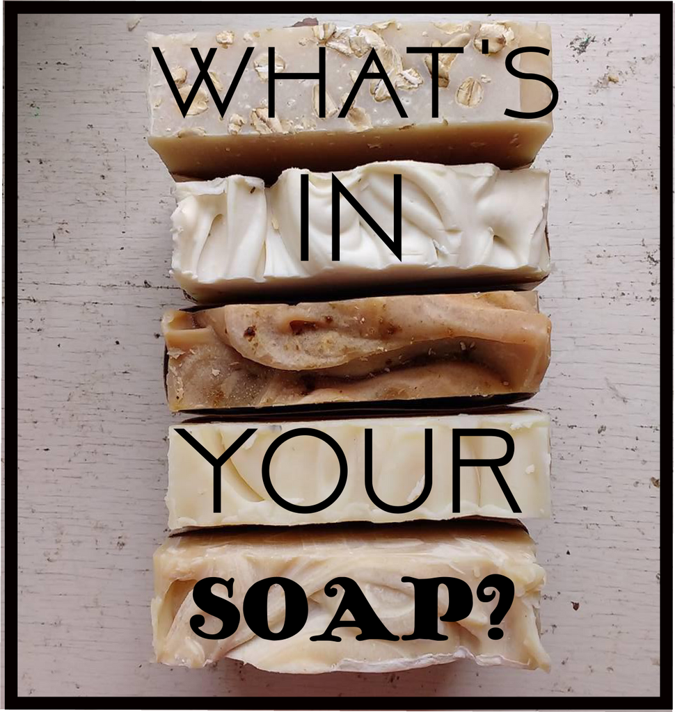 What's in your soap?