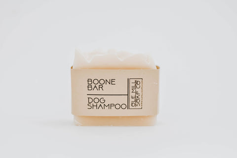 Boone Bar (dog shampoo)