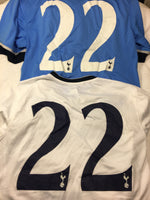 2 under armour tottenham hotspurs shirt small replica jersey 2016