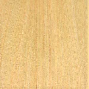 "20"" Micro Loop Luxury EUROPEAN Virgin Remy Extensions STRAIGHT - Colour #060 - Lightest Golden Blonde"
