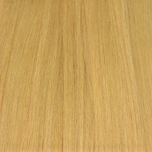 "20"" V-Tip Fusion Luxury EUROPEAN Virgin Remy Extensions  STRAIGHT - Colour #613 - Light Blonde"