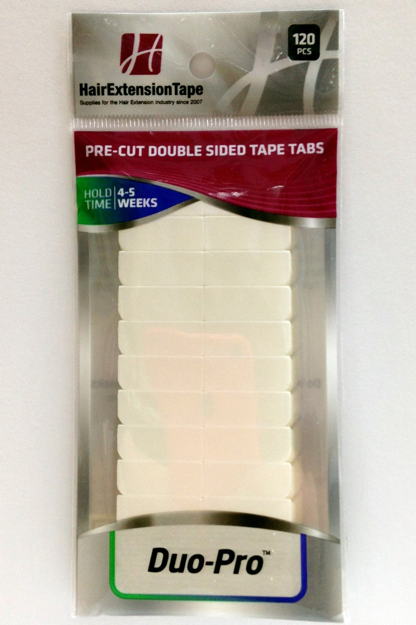 Replacement Tape Duo Pro Tabs 120 Pieces Paragon Hair Extensions