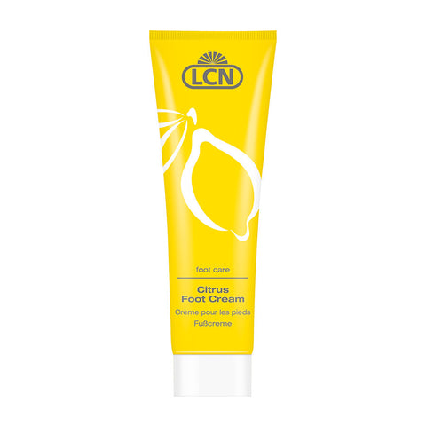 Creme Revitalizante LCN - Citrus Foot Cream 100ml