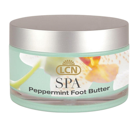 Bálsamo Revitalizante LCN - Peppermint Foot Butter 100ml