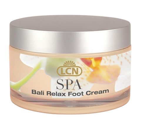 Creme Nutritivo LCN - Spa Bali Relax Foot Cream 100ml