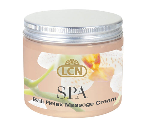 Creme Massagem LCN - Spa Bali Relax Massage Cream 200ml
