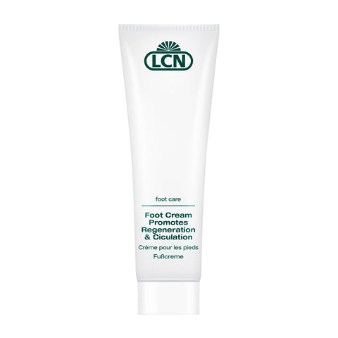 Creme Fortalecedor LCN - Foot Cream Regeneration And Circulation 100ml