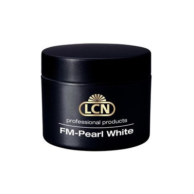 Gel de Francesinha LCN - FM-Pearl White, 15 ml