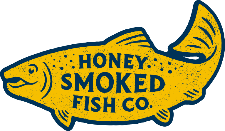 Honey Smoked Fish Logo