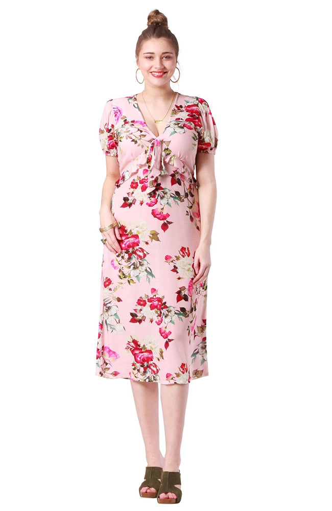 Grace Dress Devon Pink