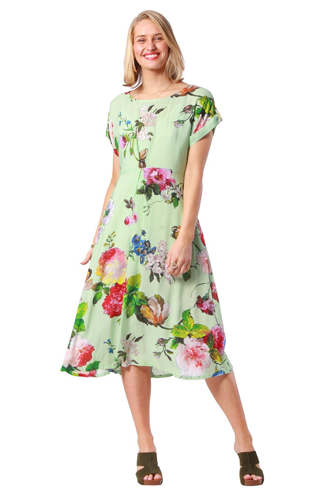 Hayworth Dress Castle Mint