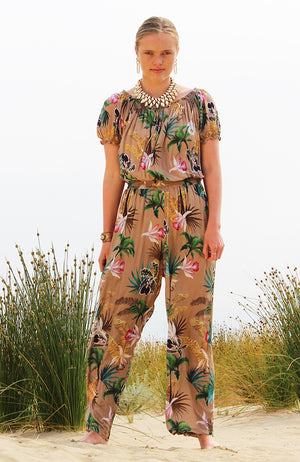 Escape Jumpsuit Lyre