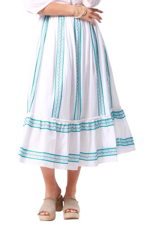 Baja Skirt Blue