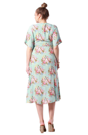 Swanson Dress Coventry Blue