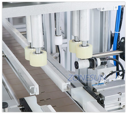 Capping Head of Automatic Capping Machine With Cap Feeder