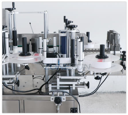 Labeling Head of Automatic Bottle Labeling Machine