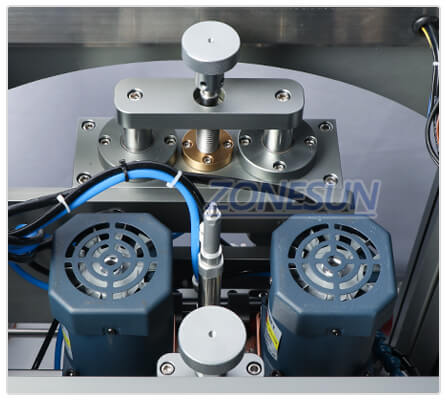Motor of Semi-automatic Capping Machine for Conveyor Belt