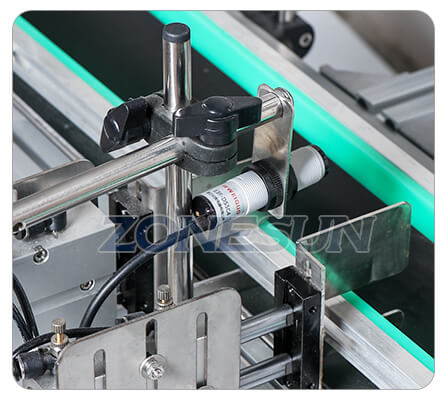 Electric Eye of Paste Filling Machine With Mixer Heater