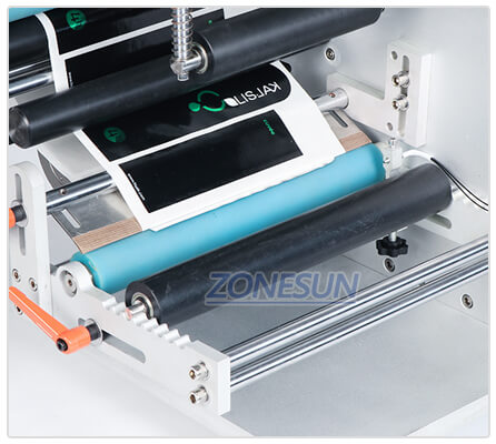 Label Roll of ZS-TB100SW Bottle Labeling Machine