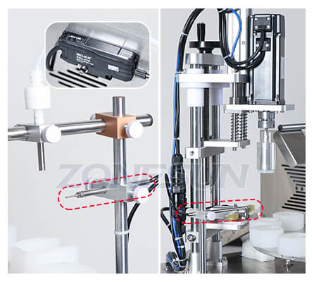 Electric Eye of Small Bottle Filling Capping Machine
