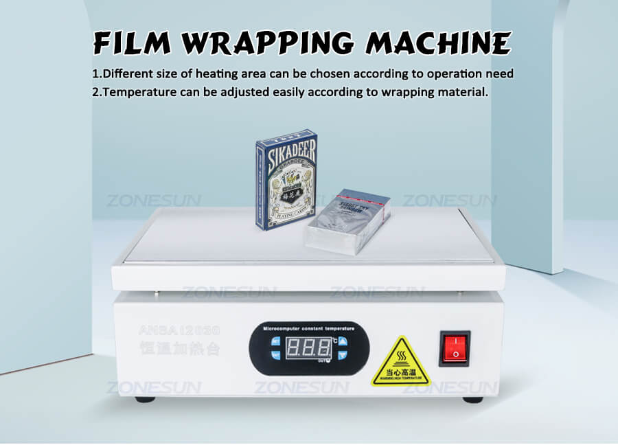 Small Film Wrapping Machine