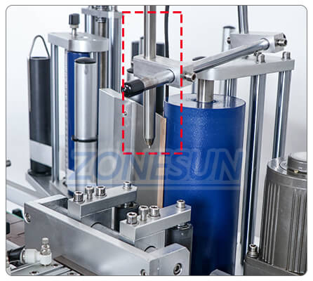 Electric Eye of ZS-TB260Z Automatic Round Bottle Labeling Machine