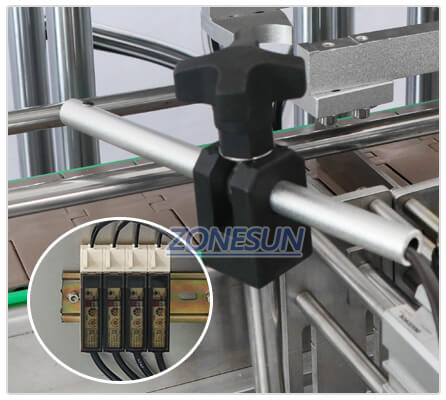 Adjusting Component of ZS-YG09 Automatic Perfume Bottle Capping Machine