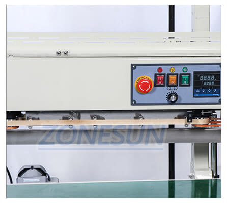 Sealing component of  of  ZS-FR1100 Bag Sealing Machine