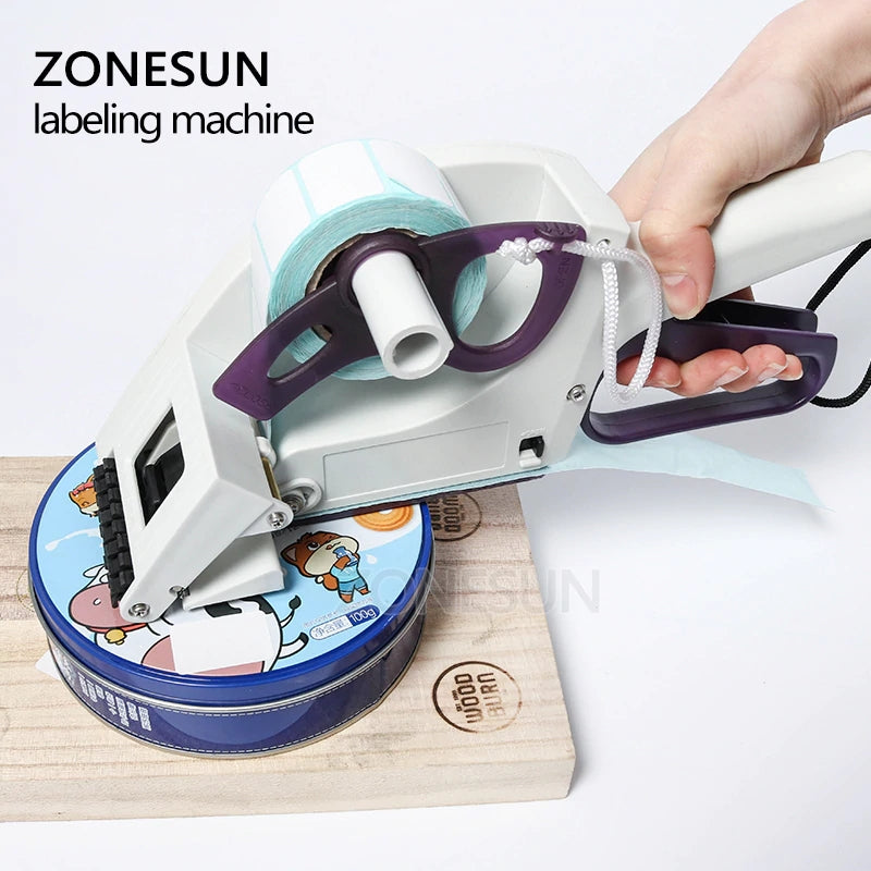 ZONESUN Semi-automatic Round Bottle Adhesive Sticker Manual ng ... on capacitor labeling, power supply labeling, safety harness labeling, cable labeling, control panel labeling, hose labeling,