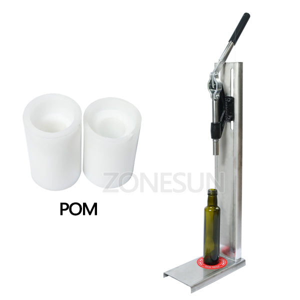 ZONESUN Manual Stainless Steel Corkers Wine Corking Machine Capping Tool Brewed Wine Bottle Cork Press Inserting Machine - ZONESUN TECHNOLOGY LIMITED