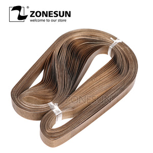 ZONESUN 50pcs/lot Teflon Belt for FR-900 /SF-150 Band Sealer/Plastic Bag Sealing Machine/Plastic Film Sealer - ZONESUN TECHNOLOGY LIMITED